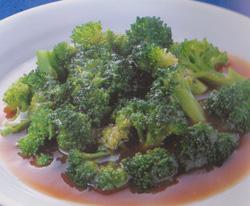 ブロッコリーの甘酢あんかけ レシピ