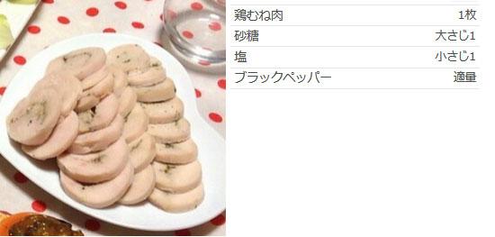 鶏ハム 作り方
