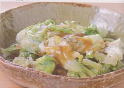 レタスのオイスターソース炒め レシピ