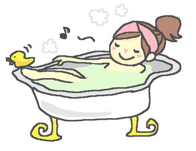 お風呂ダイエット