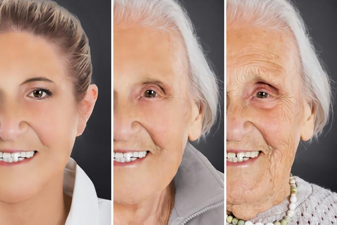 老化をとめる方法