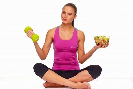 筋肉サプリを飲むだけでダイエットできるわけじゃない